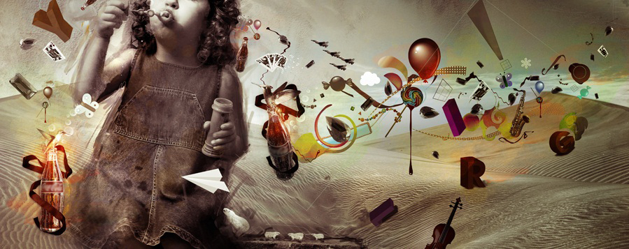 imagination and self expression